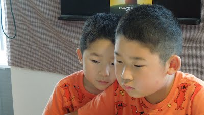 国語の学童 よみかきのもり 作文の検診 面白がる能力 画像 イメージ 20151006