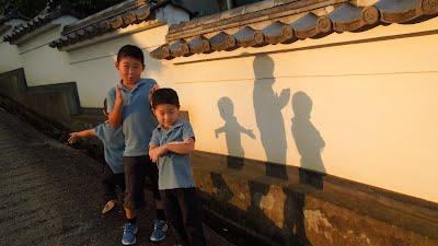 国語の学童 よみかきのもり 作文の検診 騎士と従者の滑稽 画像 イメージ 20151006